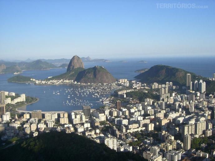 Rio de Janeiro por Leandro Gabrieli