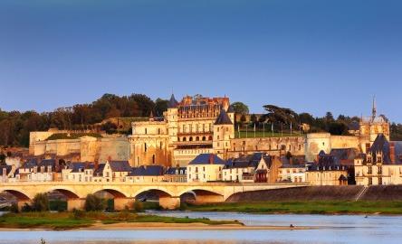 Castelo em Amboise