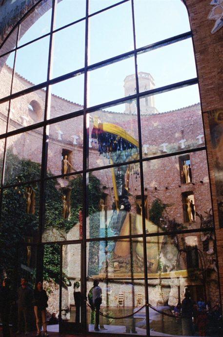Interior do Museu Dalí