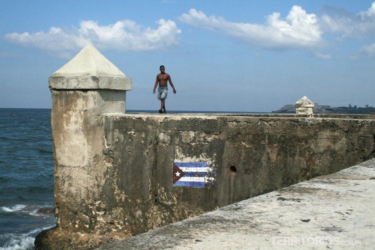 Sozinha em Habana