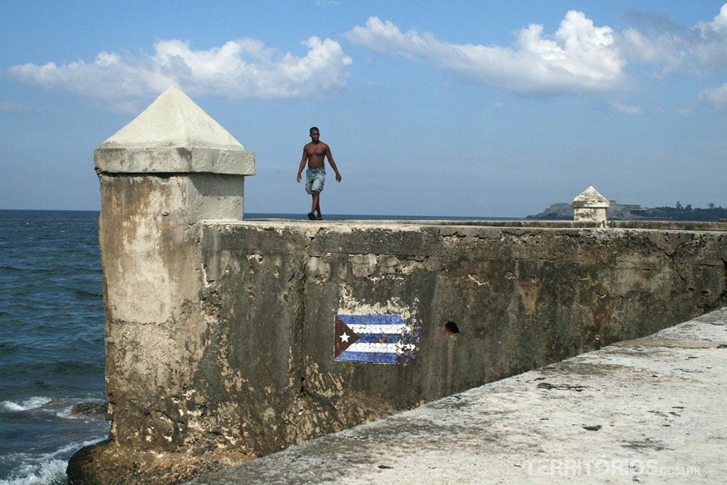 Malécon de La Habana é destaque nas fotos de Cuba