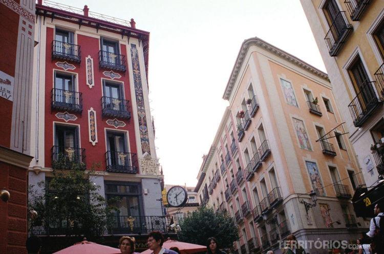 Outra vez em Madrid