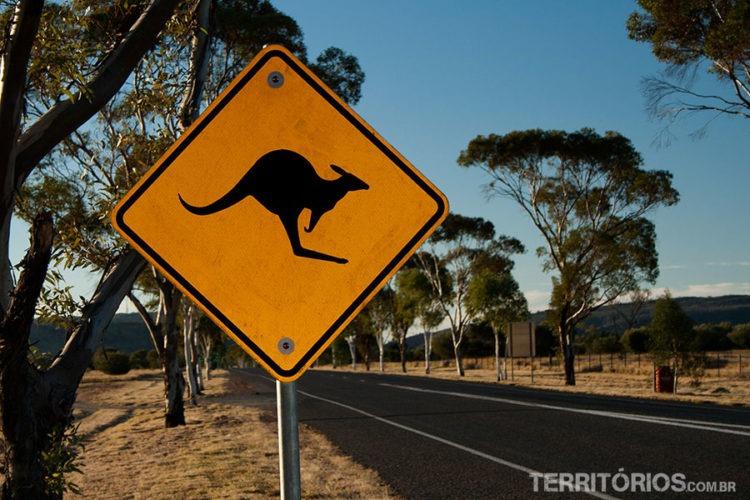 Mochilando pela Austrália
