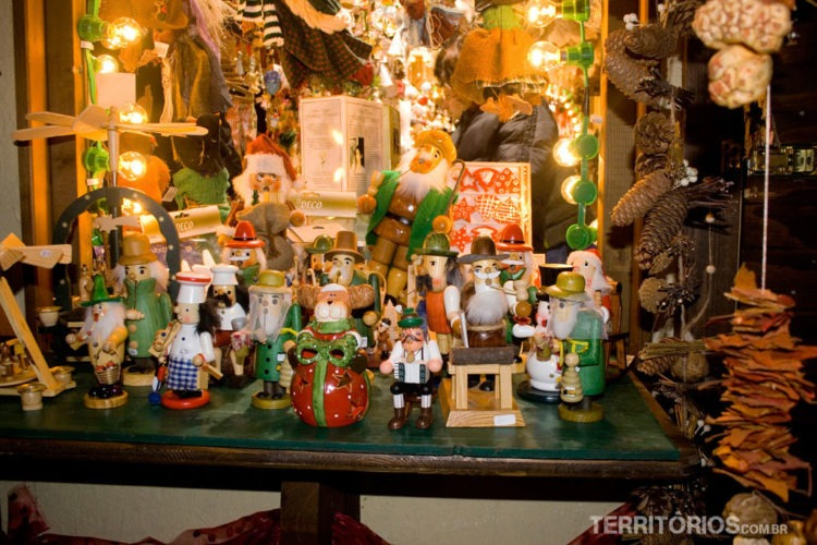 Feira de Natal na Alsácia