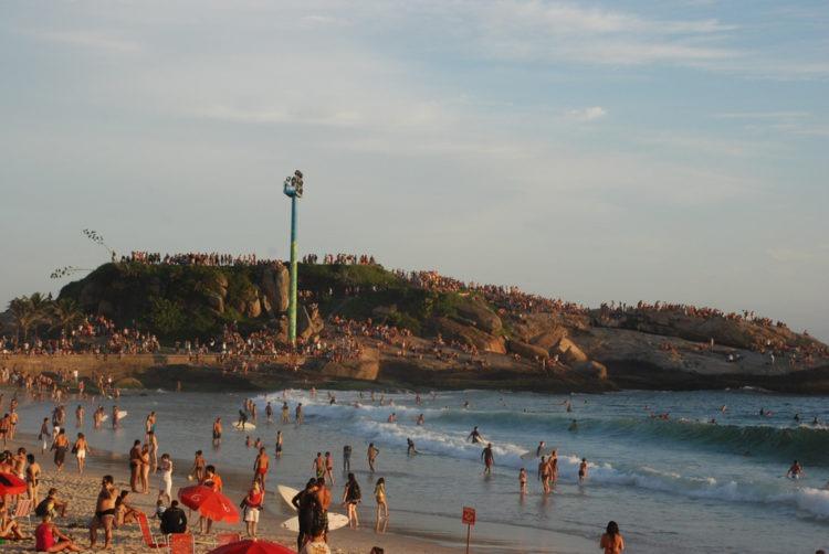 Praia do Arpoador, Rio Janeiro - Brasil