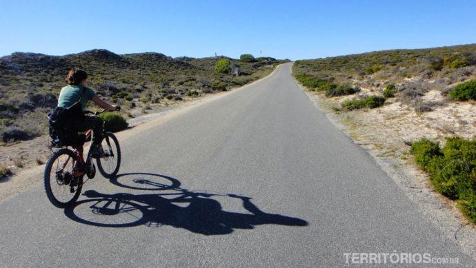Bicicleta na Rottnest Island