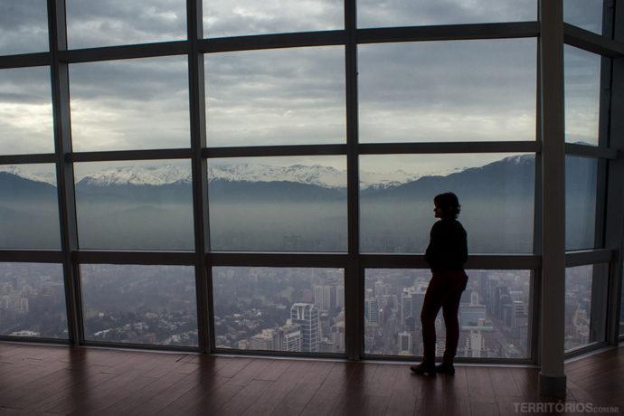 Chile não está na lista dos melhores lugares para viajar sozinha