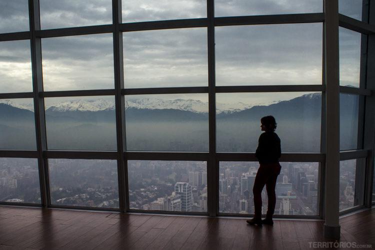mirante mais alto da América Latina