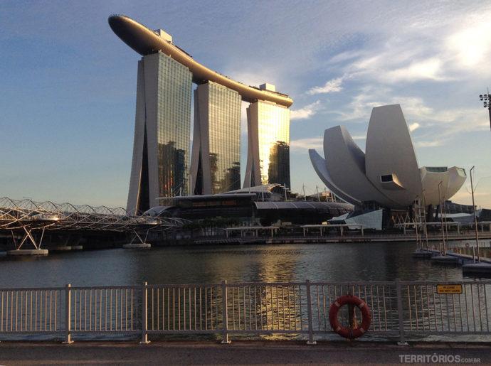 Marina Bay Sands e Art Science Museum