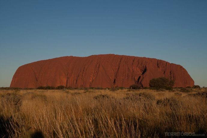 Uluru acessível por realidade virtual