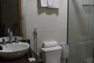 Banheiro quarto triplo