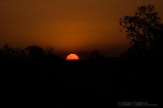 Pôr do Sol no Jalapão