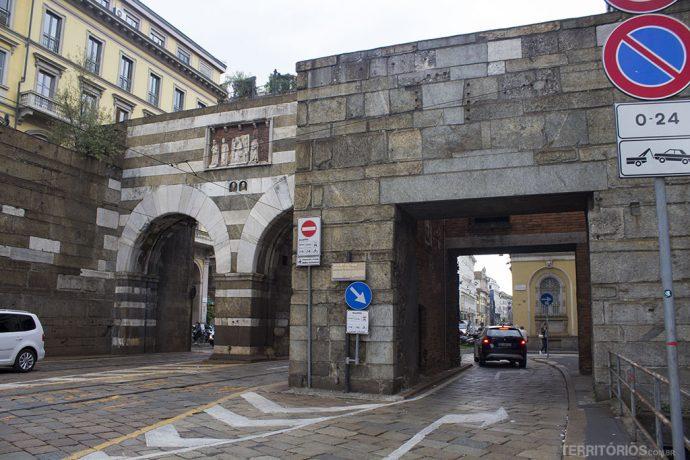 Arco Porta Nueva