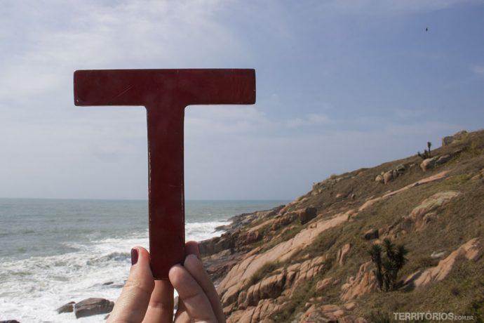 Tesão por viajar no Farol de Santa Marta, em Santa Catarina