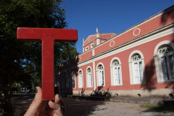Tesão por viajar no Museu da Baronesa, em Pelotas