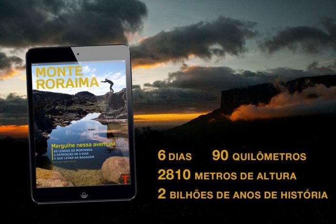 Revista Monte Roraima Grátis