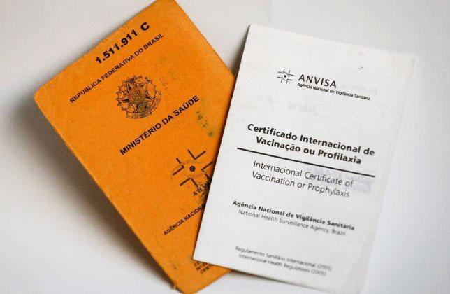 Vacina obrigatória para viajar comprovada pelo certificado