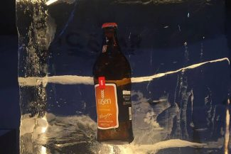 Cerveja da marca gramadense Rasen
