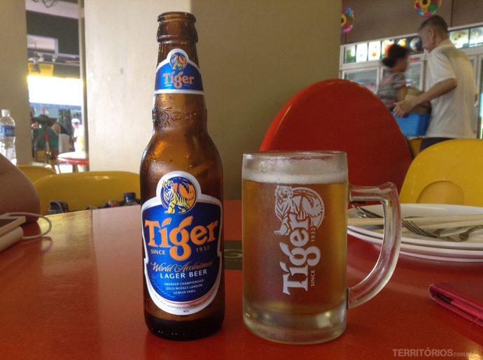 Cerveja local