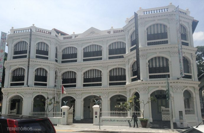 Singapura: roteiro Peranakan Museum