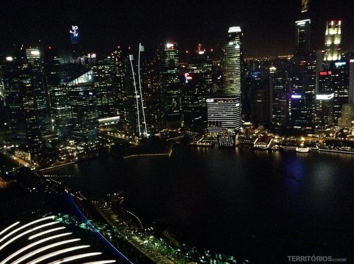 Singapura: roteiro noite