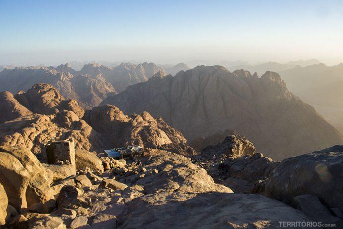 Topo do Monte Sinai
