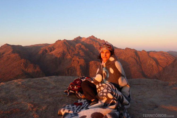Monte Sinai é Terra Santa. Fica no Egito e no Oriente Médio