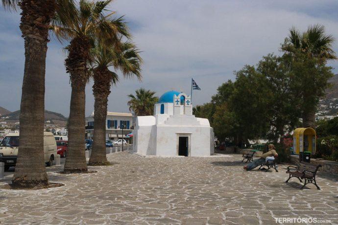 Paros - ilhas gregas