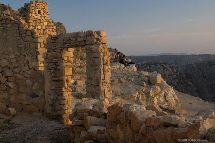 Jordânia: roteiro ecológico em Dana