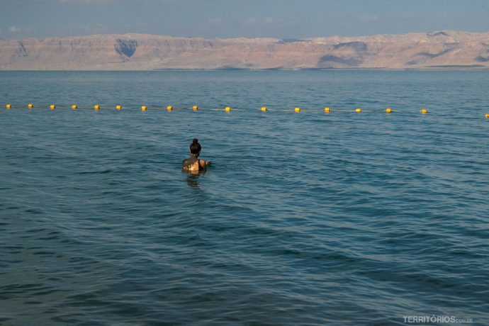 Jordânia: roteiro Mar Morto