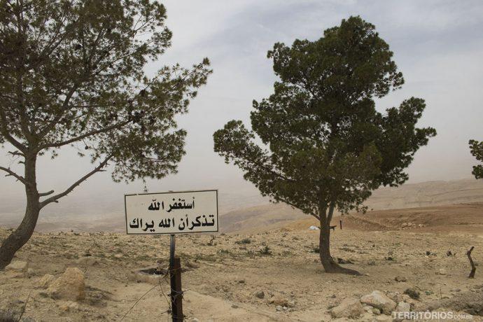 Jordânia: roteiro religioso