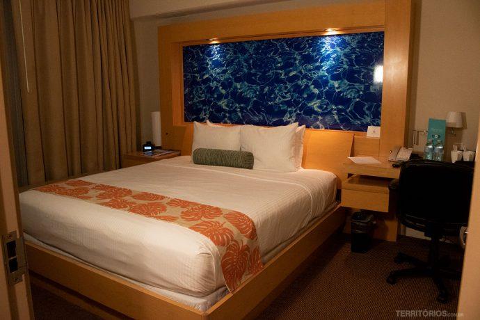 Onde ficar nos Estados Unidos: Marenas Resort, foto da suíte