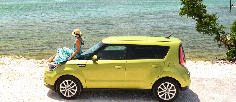 Aluguel de carro para viajar pela Flórida