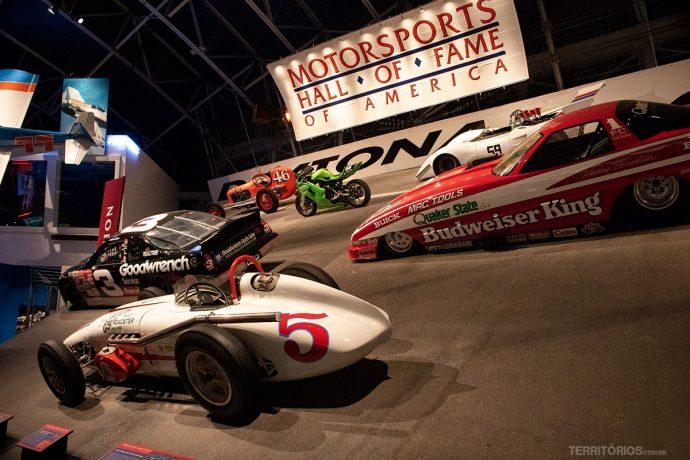 Museu automobilístico do Daytona International Speedway