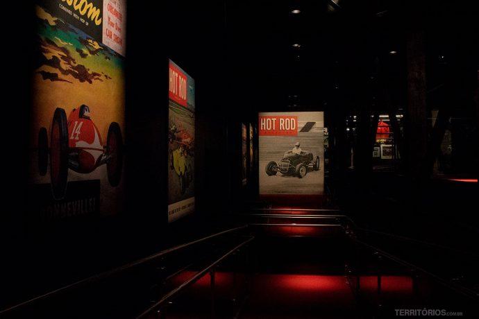 História da revista Hot Rod