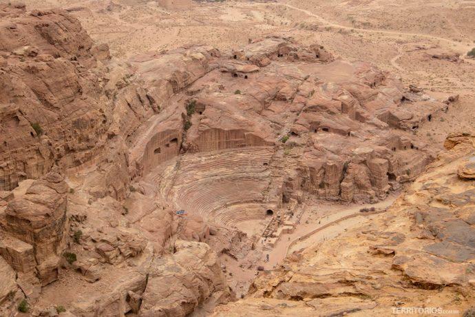O Teatro de Petra