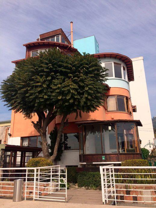 La Sebastiana, museu em Valparaíso