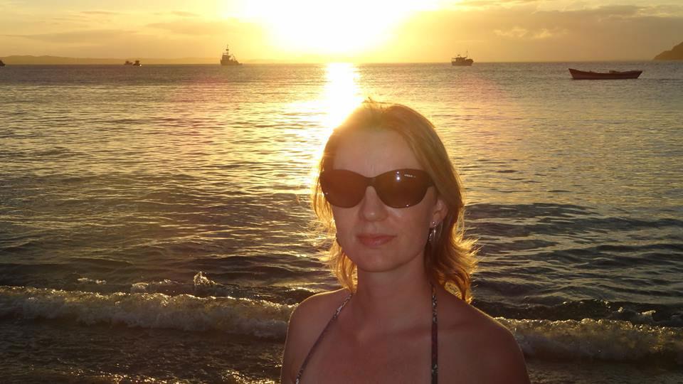 Equipe de viajantes: Vanessa Brentano