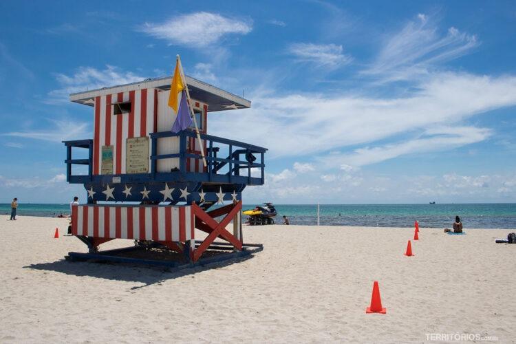 Roteiro em Miami