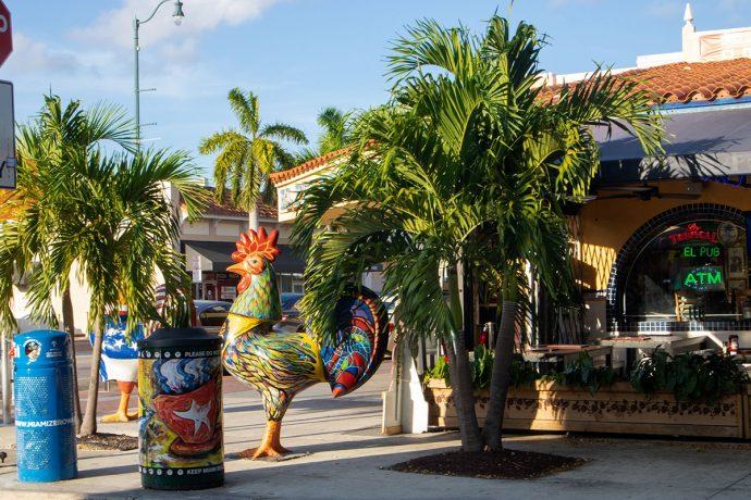 Little Havana no roteiro em Miami cultural