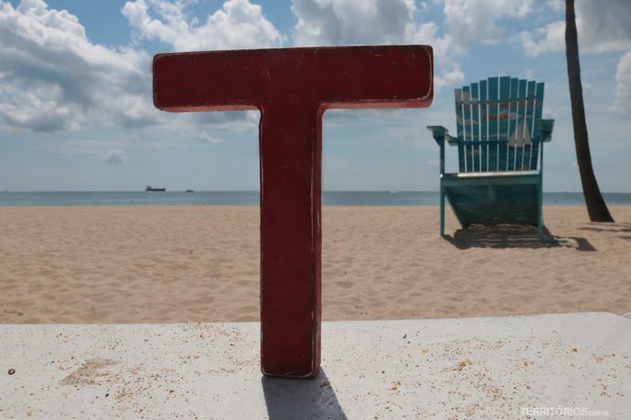 Praia em Fort Lauderdale