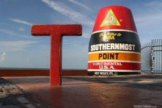 Ponto mais ao sul dos Estados Unidos