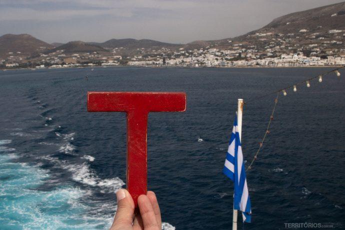No Mar Egeu