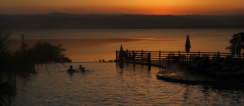 Hotéis no Mar Morto
