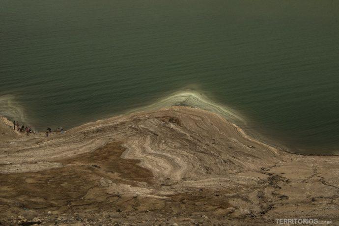 Mar Morto, Jordânia