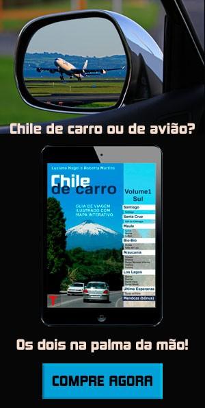 Chile de Carro, o guia para consultar durante a viagem