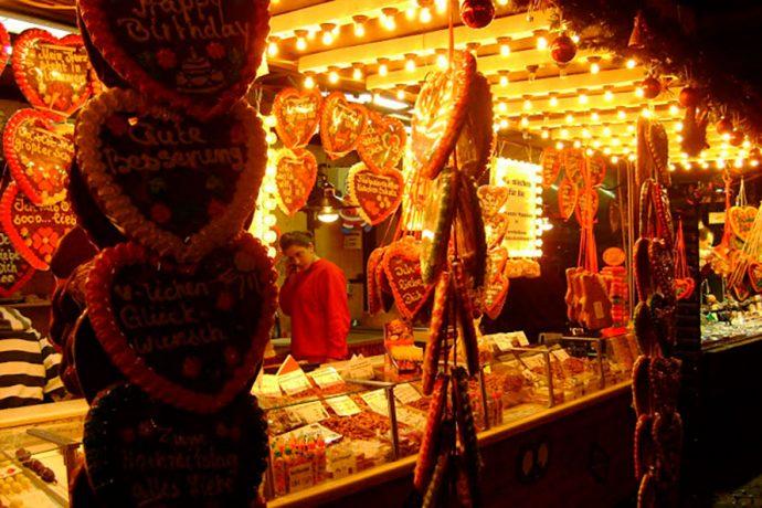 Dicas da Alemanha: em dezembro a atenção fica voltada para as feiras de Natal.