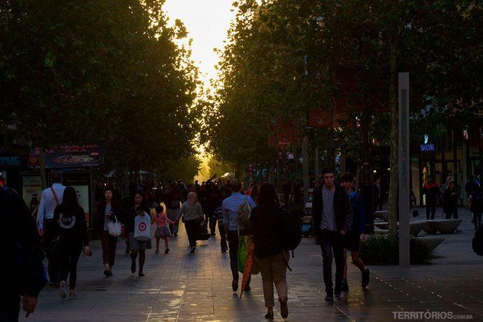 City Tour grátis em Perth City