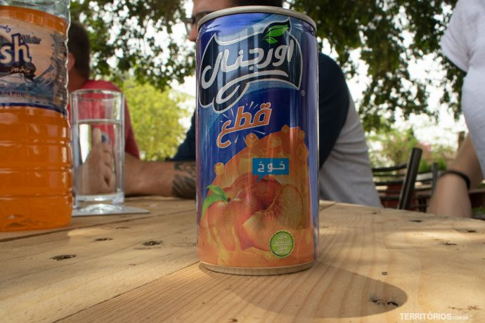 Suco com pedaços de fruto gaseificado é o melhor refrigerante