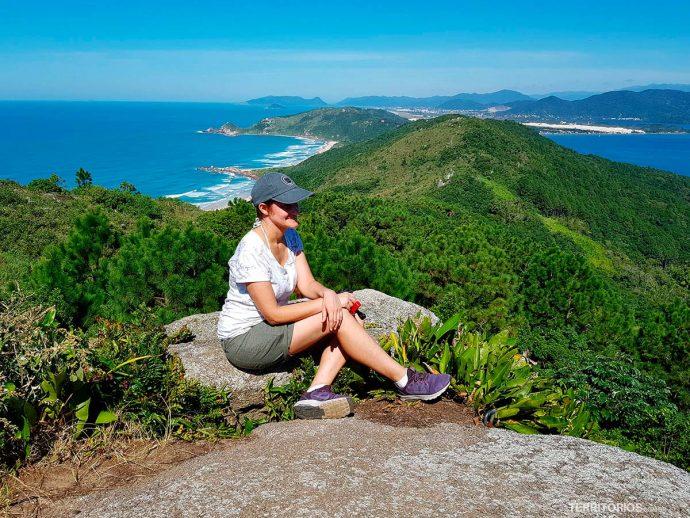 Trilhas em Florianópolis: Trilha da Boa Vista